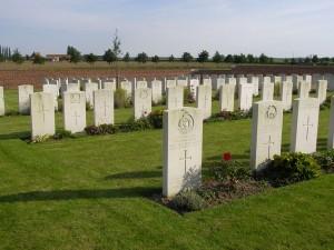 St Julien Dressing Stn Cemetery