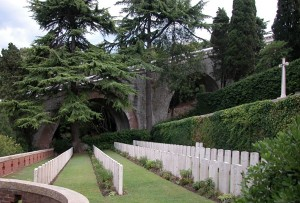 Staglioni Cemetery, Genoa