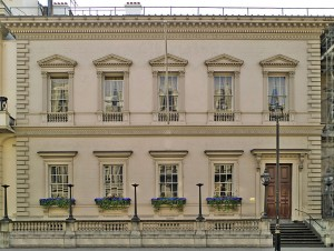 Travellers Club Pall Mall