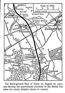 Ulster Division at Langemarck 1917