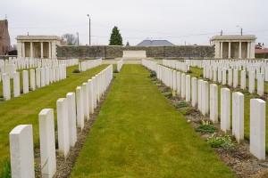 Vermelles CWG Cemetery