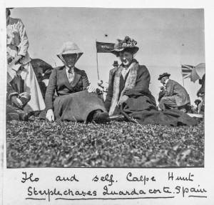 Violet & Florence 1908
