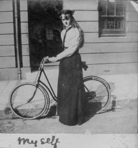 Violet aged 15.1898