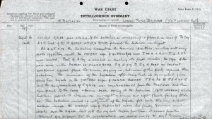 War Diary.LRB.16.8.17.White