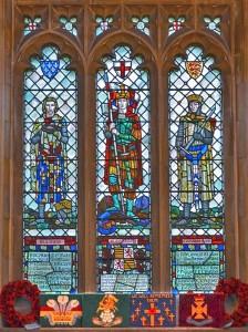 Warminster School Memorial window