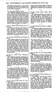 Wilson CE Gazette 1918 MC citation