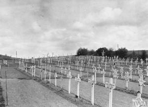 maroeuil cemetery c.1919
